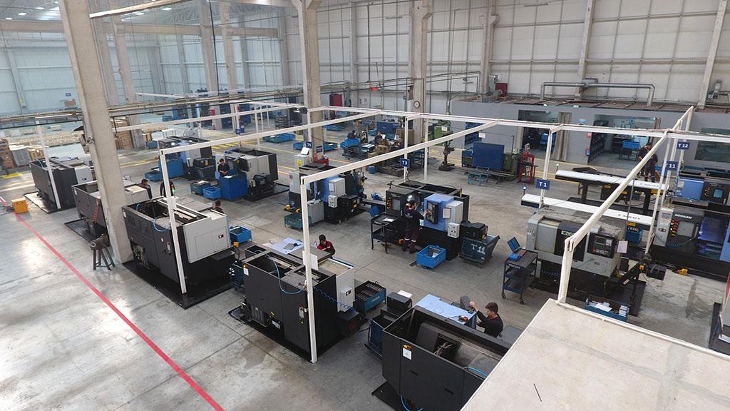 Yalisun factory